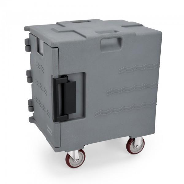 GN-Thermotransportbehälter - Kunststoff - mit Fronttür