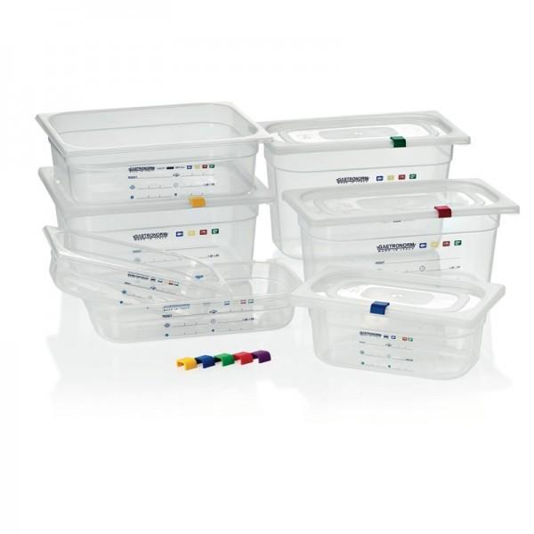 GN Deckel für GN-Behälter Serie 005 und 010