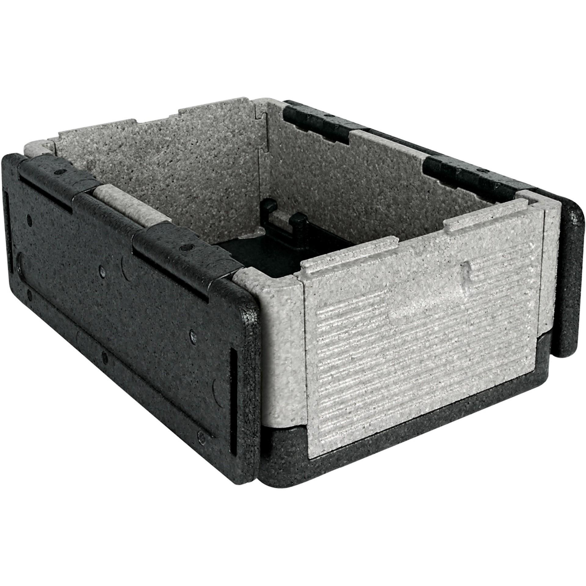 gn thermotransport klappbox stapelbar zusammenklappbar. Black Bedroom Furniture Sets. Home Design Ideas