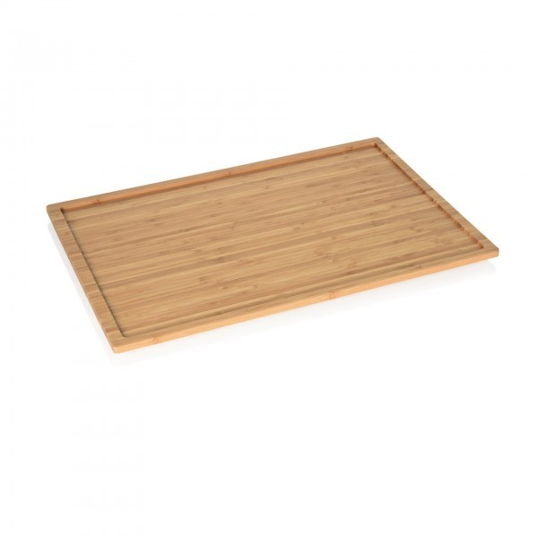 GN-Tablett - Bambus - rechteckig